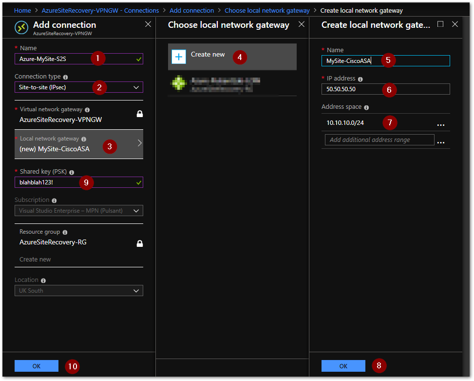 Part 6: ASR Invoke Failover to Azure – DavidFleming org